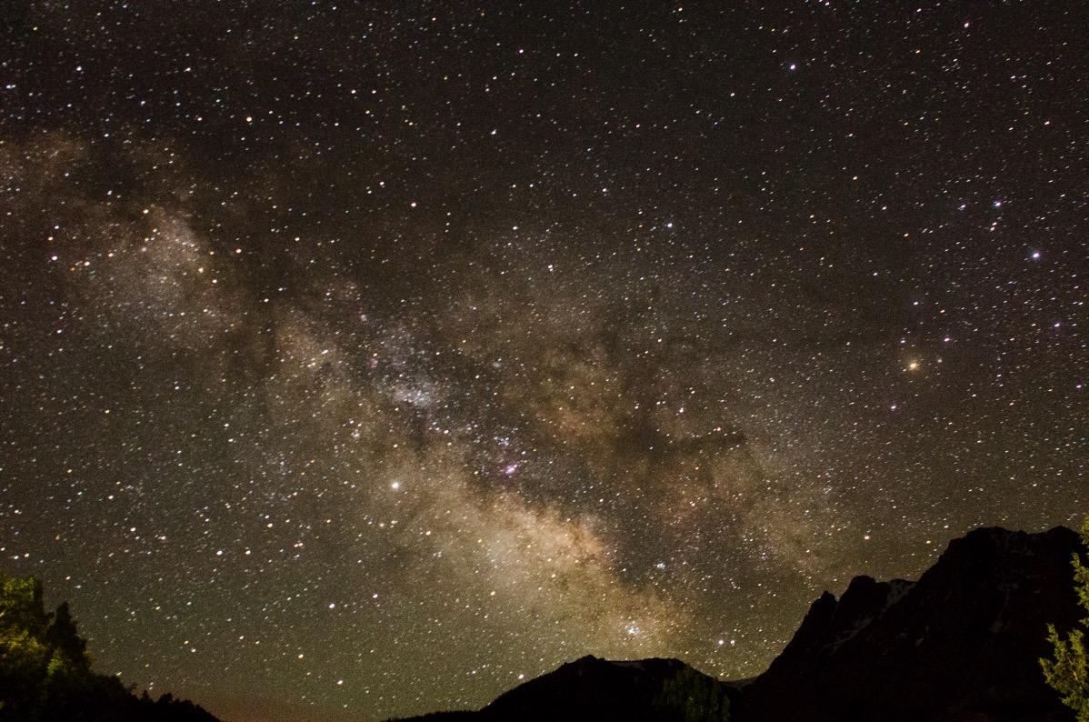 JUNE LAKE STARS 6